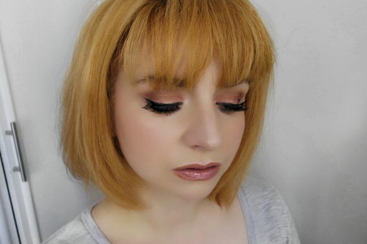 Copper Makeup Tutorial