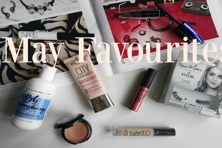 May Favourites in Hair and Beauty