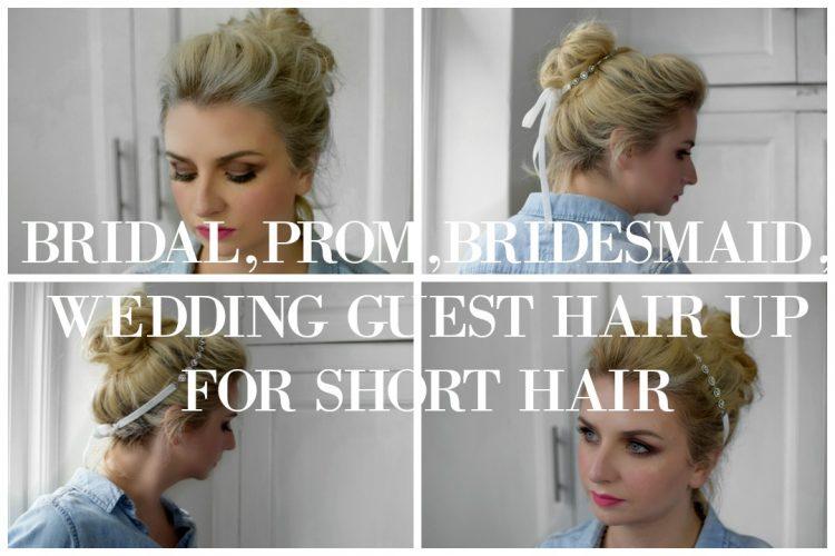 Lily and Rose Miranda Headband Hair Up For Short Hair