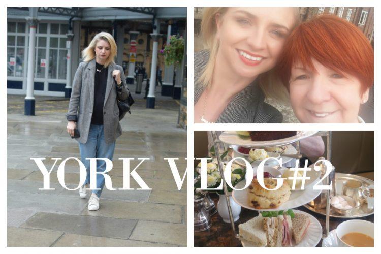 York Vlog 2