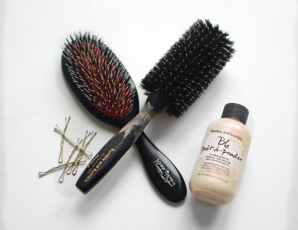 Bb round Brush Mason Pearson Richard Hall Styling