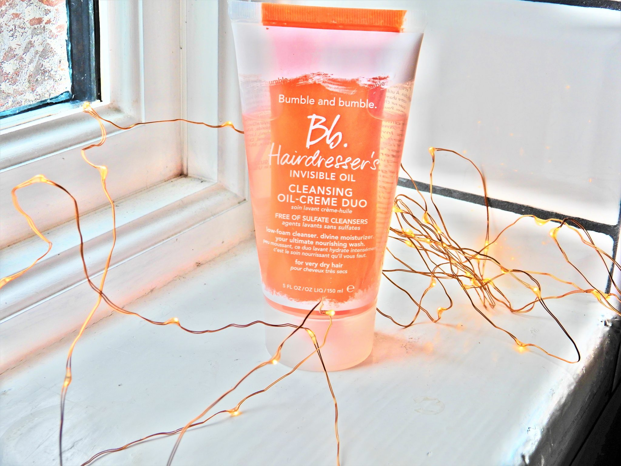 Bumble and bumble Hairdressers invisible Oil Cleansing Creme Duo