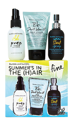 Summer Air-Dry Set (Fine Hair)