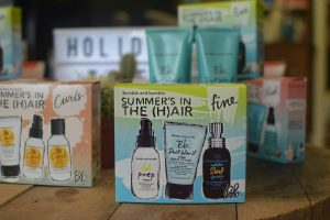 Bumble and Bumble Summer In The Hair Fine Holiday Pack.