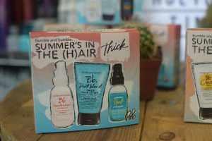 Bumble and Bumble Summer In The Hair Thick Holiday Pack.