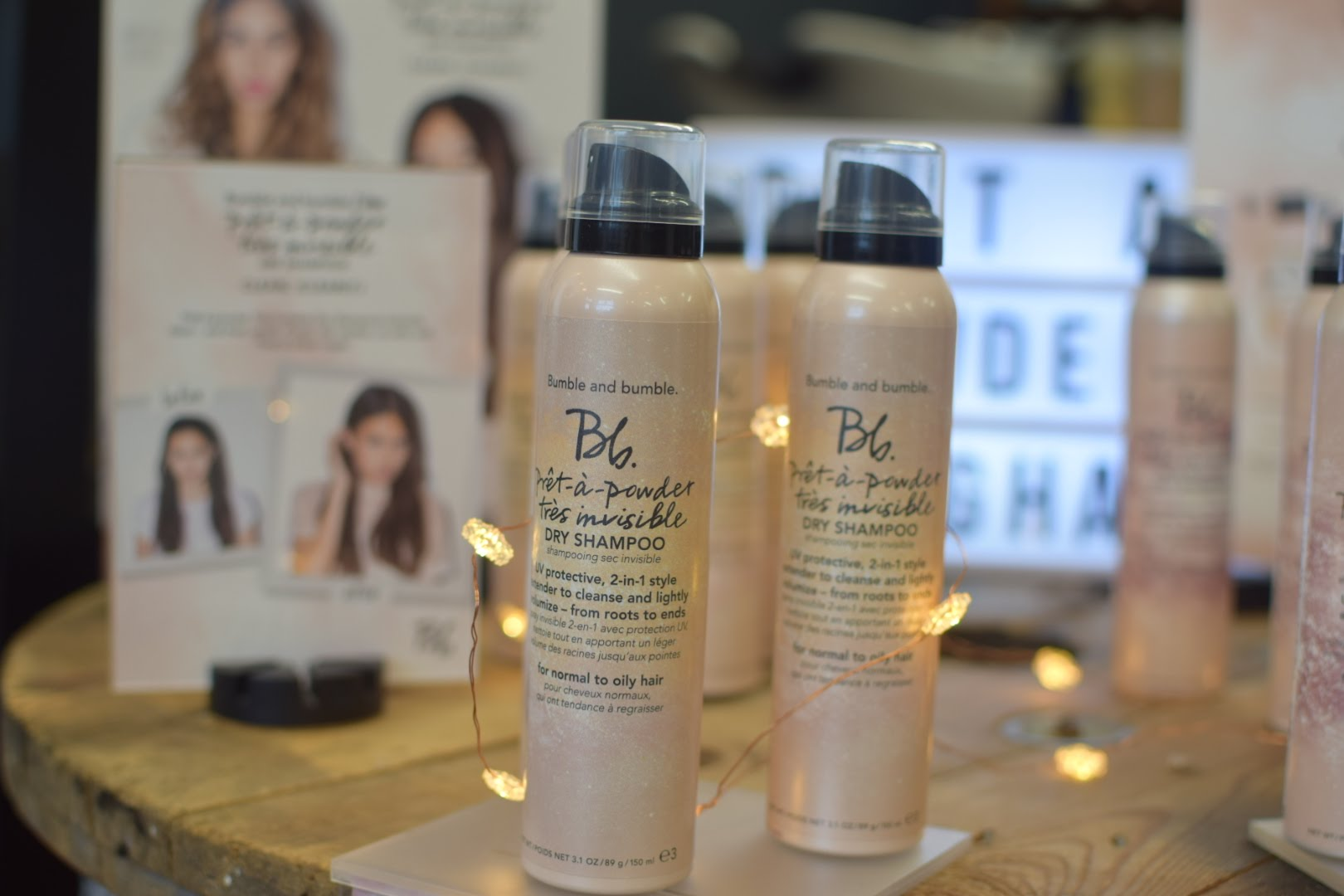 Bumble and bumble pret a powder tres invisible dry shampoo