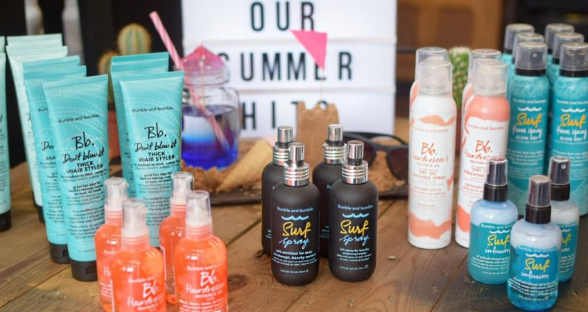 Bumble and bumble SPF Summer Products