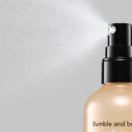 bb post workout pret dry shampoo spray